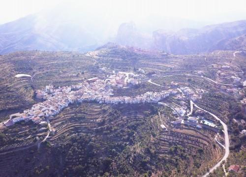 Tarbena - Spanien