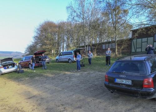 1. Service-Tag (Kopter-Workshop) des KDF Forum