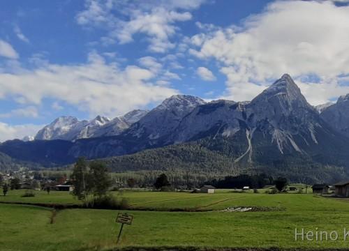 Österreich nahe Lernmoos
