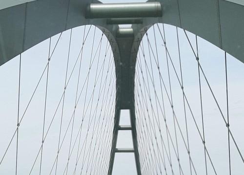 Fehmarn-Die Fehmarnsundbrücke