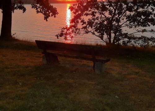 Sonnenuntergang Zierow / Ostsee