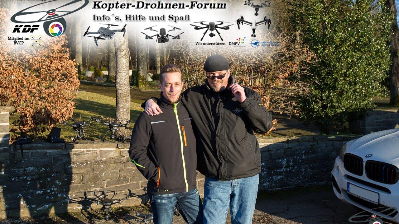 Spontanes Grenzgang-Fliegen KDF-Forum