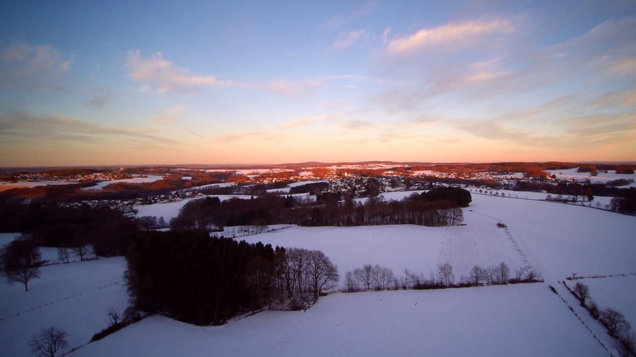Kleine Winterimpressionen 2017