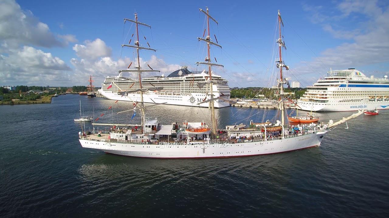 HanseSail Rostock 2017