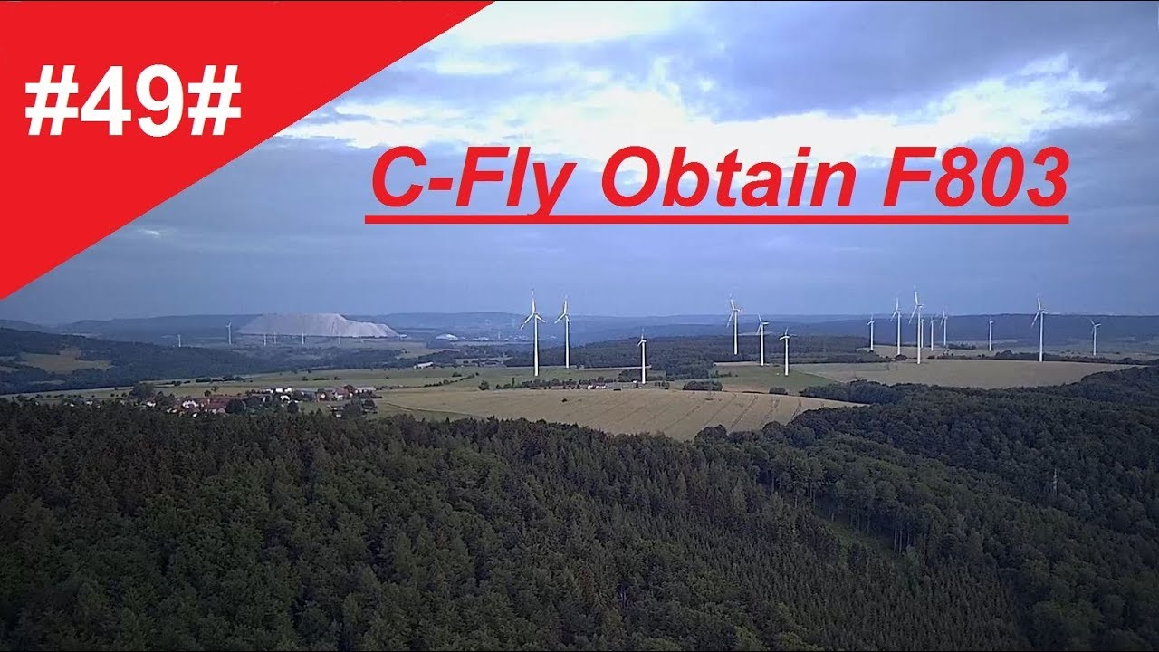 C-Fly Obtain 18 06 2018 ( DJI Mavic Pro Clone )