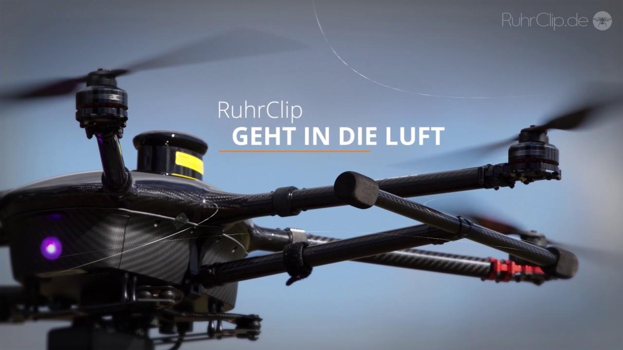 RuhrClip geht in die Luft