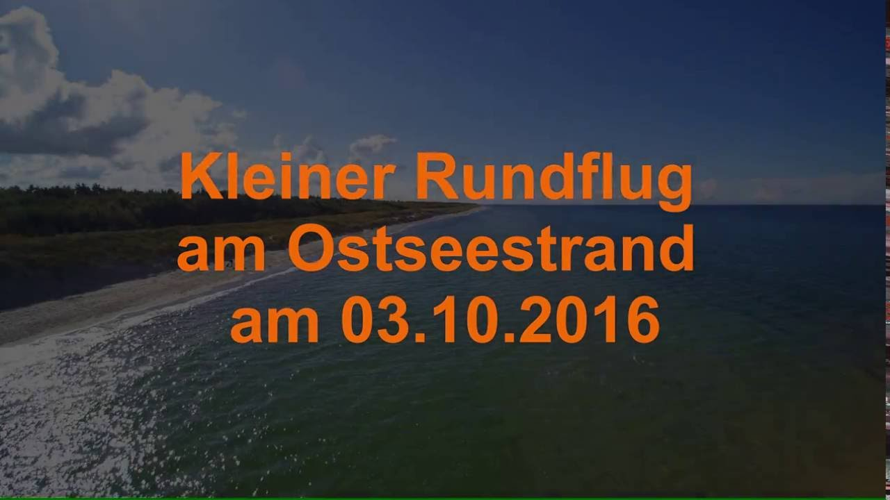 Film Ostseestrand 2016